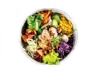 Poulet Salat bestellen Regensdorf