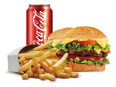 Hamburger Menu bestellen Regensdorf