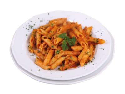 Spaghetti oder Penne Arrabbiata bestellen Regensdorf