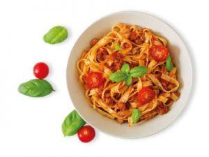Spaghetti oder Penne Bolognese bestellen Regensdorf