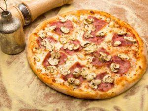 pizza Prosciutto-Funghi bestellen Regensdorf