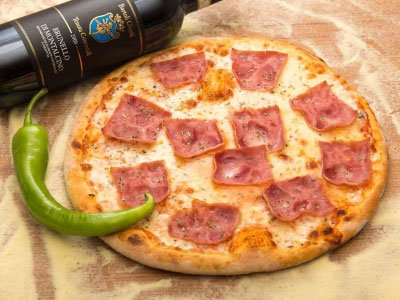 pizza Prosciutto bestellen Regensdorf
