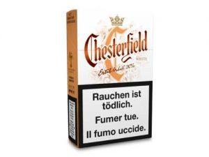 Chesterfield Zigaretten bestellen Regensdorf