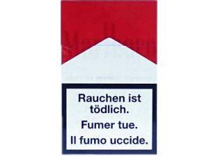 Marlboro Rot Zigaretten bestellen Regensdorf