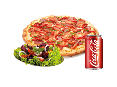 Pizza Mittags Menu bestellen Regensdorf